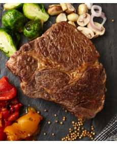 USDA Prime Delmonico Steak with Bone